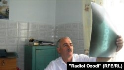 Пизишки тоҷик Зиёратшо Қодиров