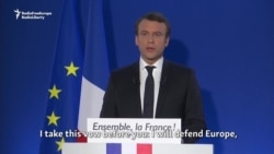 Macron Wins French Presidency, Pledges To Build European Unity