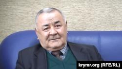 Гамер Баев, активист национального движения крымских татар. Архив автора