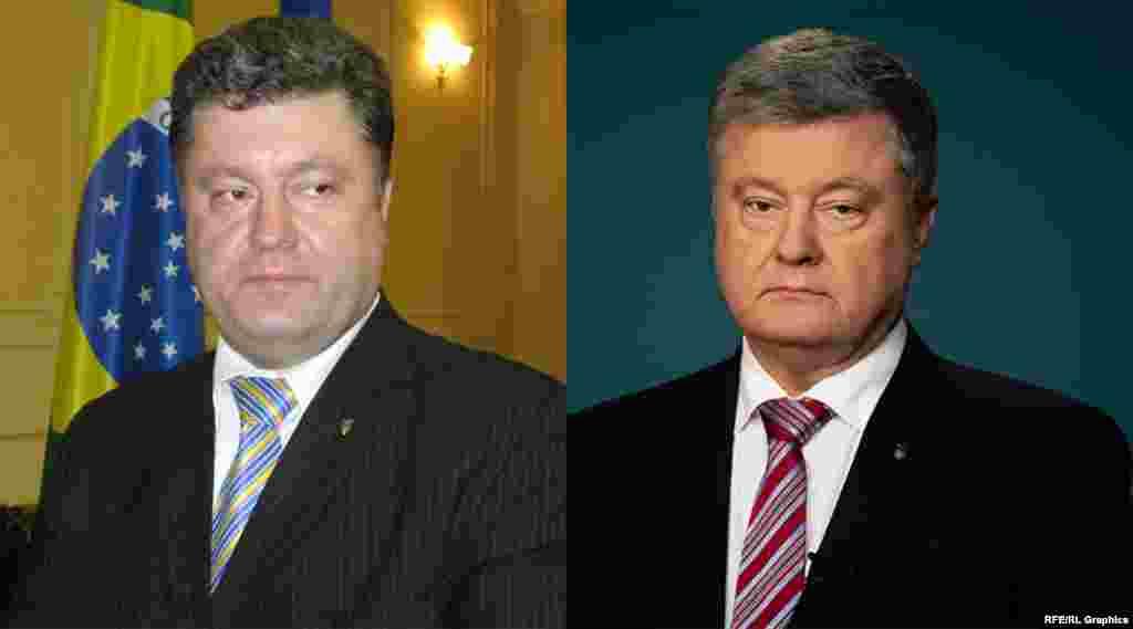 У жовтні 2009 року чинний президент України Петро Порошенкостав міністром закордонних справ