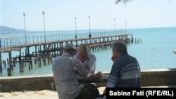 Abhazia, Georgia 2016: Pe malul Mării Negre, Suhumi