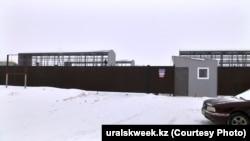 Строящийся Data-центр в Западно-Казахстанской области.