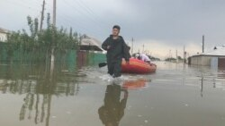 Су астында қалған Өргебас тұрғындары Тоқаев пен Шөкеевті іздейді