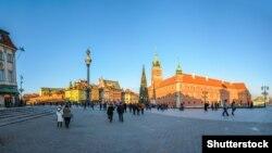 Уцэнтры Варшавы