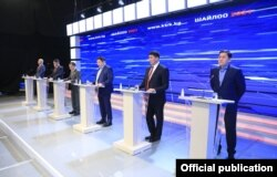 Теледебаты на ОТРК, 30 декабря 2020 г.