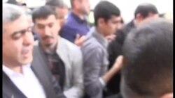 NIDA-çıların məhkəməsində polis zorakılığı