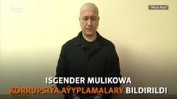 Türkmenistanyň öňki içeri işler ministri azatlykdan mahrum edildi