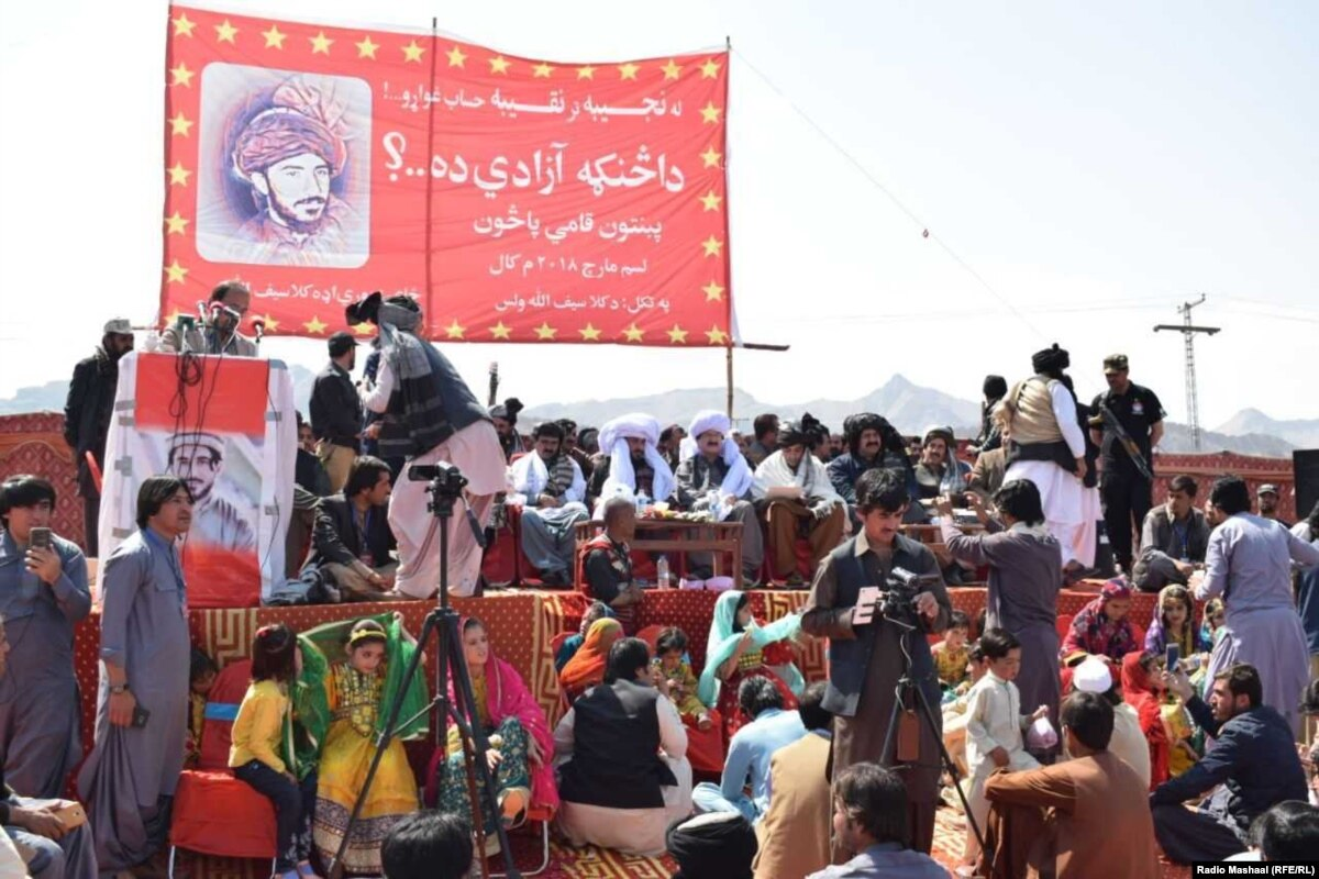 New Pashtun Dissent Meets Old Coercion Tactics In Pakistan