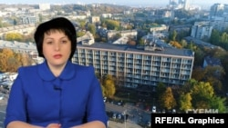 Екс-працівниця НАЗК Тетяна Шкребко