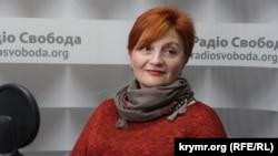 Ольга Мусафирова, собственный корреспондент «Новой газеты» в Киеве