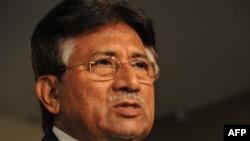 Экс-президент Пакистана Первез Мушарраф