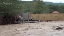 Floods Force Evacuations In Southern Azerbaijan