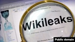 General -- wikileaks banner