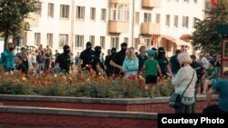 Мақомоти интизомӣ рӯзи 4-уми август иҷоза надоданд дар шаҳри Салигорск, гирдиҳамоии мухолифон сурат бигирад.