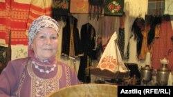 Сөләймәния мәчете музее мөдире Гөлфәридә Әбүбәкерова