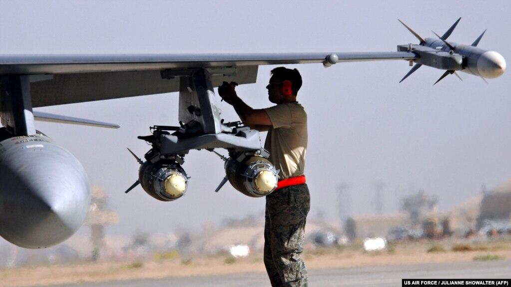 В Ираке вновь подверглась обстрелу авибаза вблизи Багдада