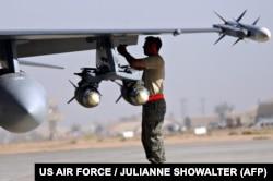 Озброєння винищувача F-16