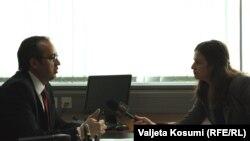 Intervistë me ministrin e Financave, Avdullah Hoti
