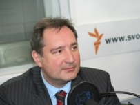 Dmitry Rogozin (file)