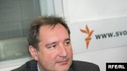 Rusiyanın NATO-dakı nümayəndəsi Dmitri Roqozin
