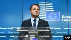 Прем'єр-міністр Люксембургу Ксав'є Беттель