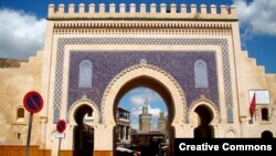 Марокконың тарихи Фәс шәһәре