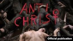 Lars von Trierin Antichrist filminin posteri.