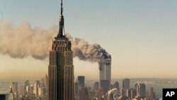 Teroristički napad na World Trade Center u New Yorku, 11. septembar 2001.