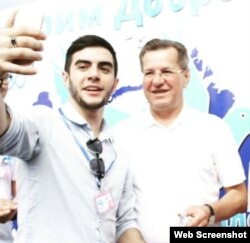 Совместная фотография с губернатором Астраханской области Александром Жилкиным еще ничего не значит