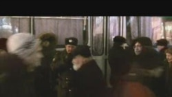 Разгон митинга на Триумфальной площади