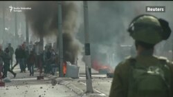Sukob izraelske policije i Palestinaca na Zapadnoj obali