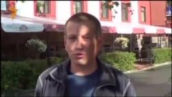 Гражданский активист Роман Лабутин