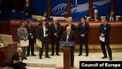 Vaclav Havel İnsan Haqları Mükafatının verilməsi məraismi, 2013-cü il