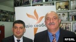 Володимир Гройсман, Іван Плачков