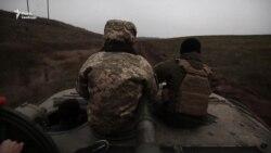 Бойовики активізувалися на луганському напрямку (відео)