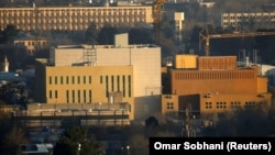 ساختمان سفارت ایالات متحدۀ امریکا در کابل