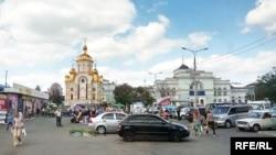 Оккупированный Донецк, сентябрь 2016 года