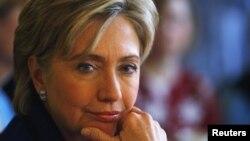 Sekretarja amerikane e Shtetit, Hillary Clinton - foto arkivi