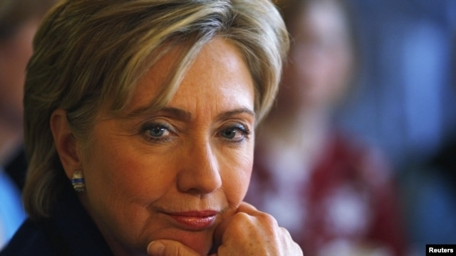 U.S. Secretary of State Hillary Clinton was admitted to the hospital on December 30 for treatment of a clot between her brain and skull.