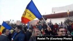 Proteste la Universitate împotriva modificarilor legislatiei penale