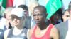 В душанбинском полумарафоне лидировали иностранные бегуны