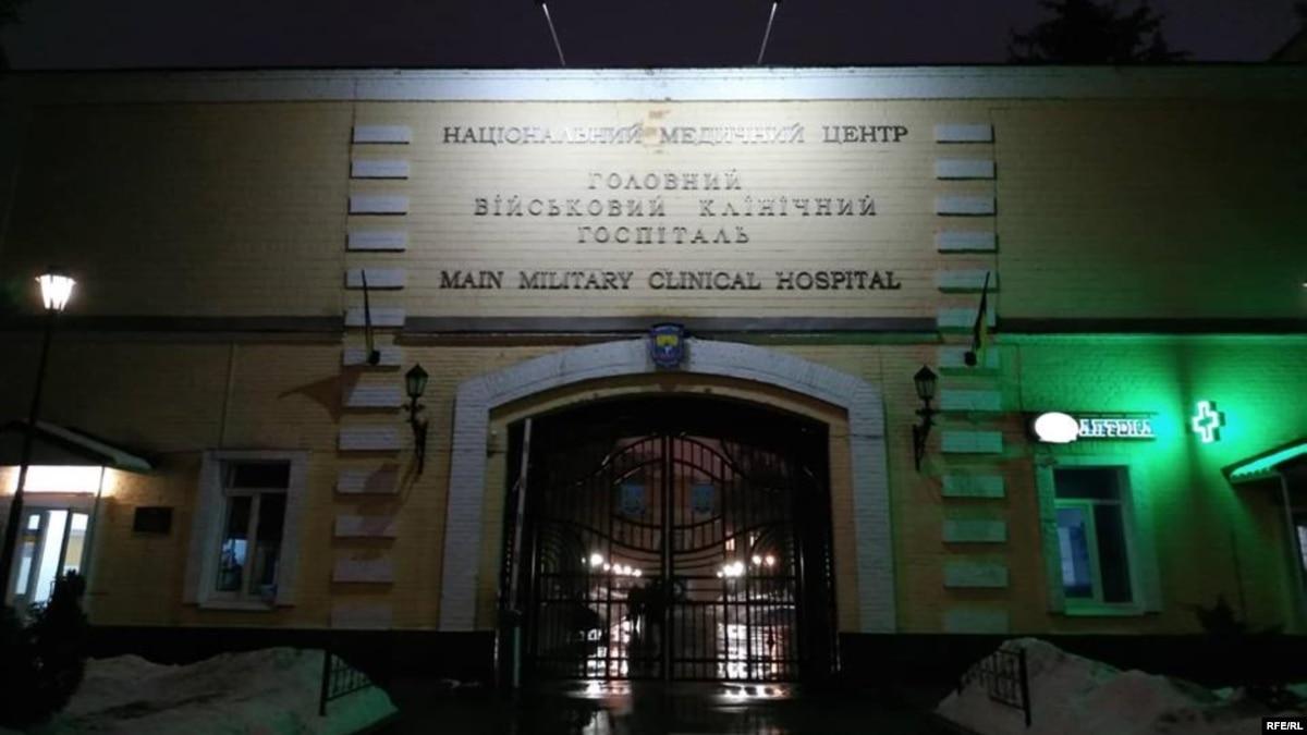 Минобороны: освобожденных из плена военные пройдут медобследование