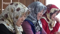 Demand High At Kyrgyz School Preparing Girls To Become Wives