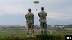 NATO hərbçilərinin təlimi, 2014