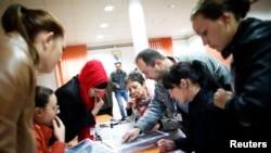 Pregătiri pentru recensămînt la Sarajevo