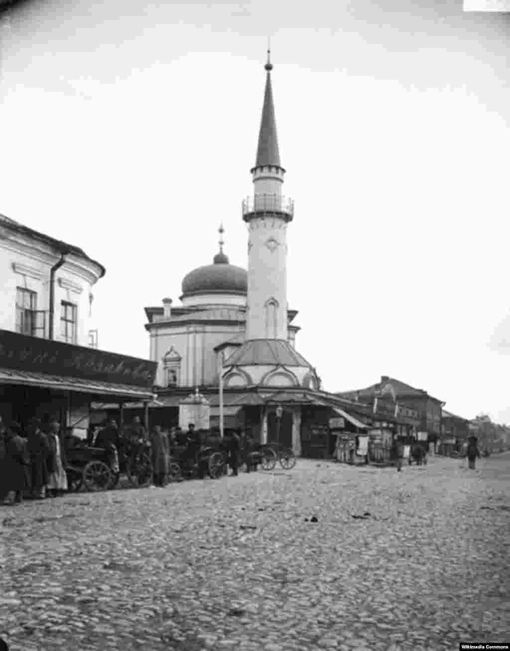 Печән базары мәчете (хәзерге Нурулла мәчете), 1894