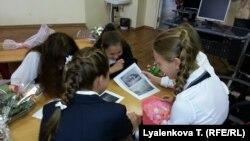 Ученики в московской школе. Иллюстративное фото.
