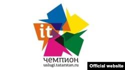 """""""IT-чемпион"""" бәйгесе тамгасы"""