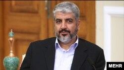 Палестиналық ХАМАС қозғалысының басшысы Халед Машаль. Тегеран, 2011 жылдың қазаны.