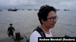 Reutersov novinar Wa Lone